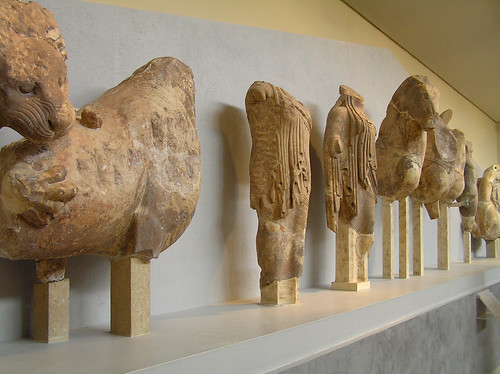 Greece - Archaeological Museum of Delphi