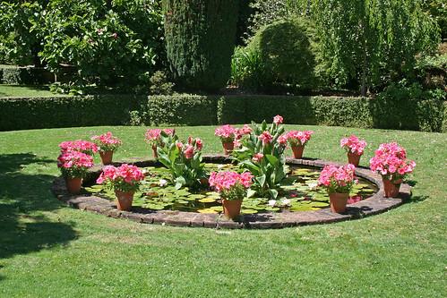 Filoli Gardens Lily Pond Jill Clardy Flickr