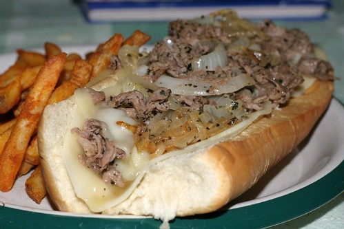 Monday Lunch - Philly Cheese Steak! | by smilin'BIG
