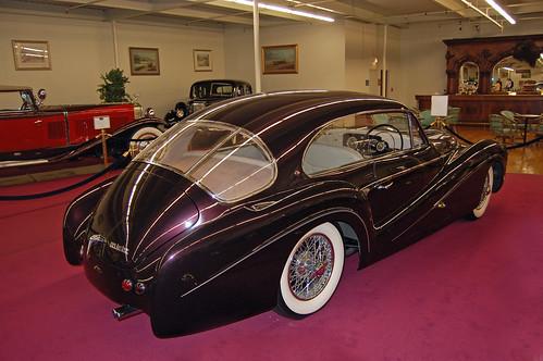 Classic Car Showroom Downtown San Diego