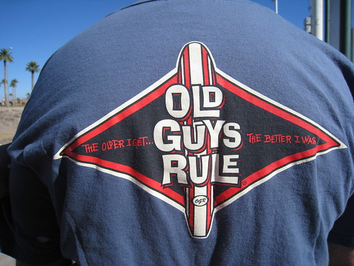 Old Guys Rule | by Dru Bloomfield - At Home in Scottsdale