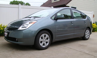 2004 Toyota Prius | by .Larry Page