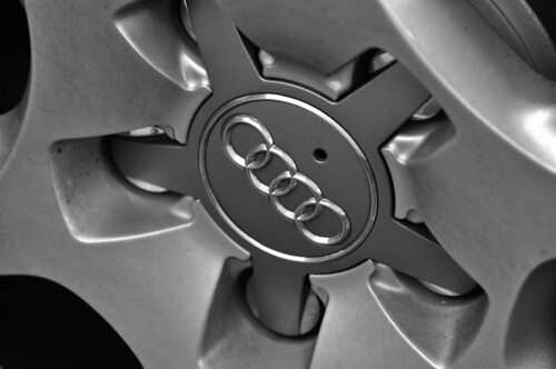 Audi | by Jesús Botella