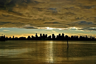 Vancouver Skyline | by EWP2009