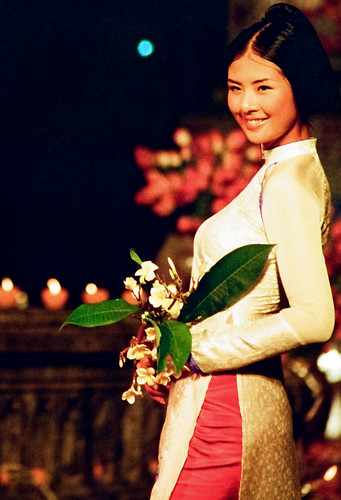 The so-called Vietnamese Ao Dai (a film shot) | by Vu Pham in Vietnam