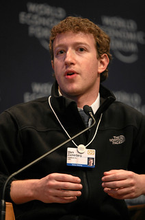 Mark Zuckerberg - World Economic Forum Annual Meeting Davos 2009 | by World Economic Forum