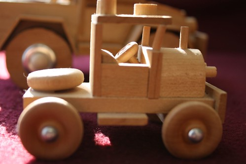 Mini Wooden Cars 1 | by kfergos