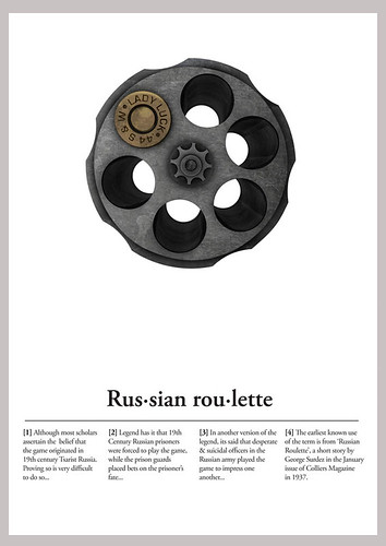 Russian Roulette | by Ant baena