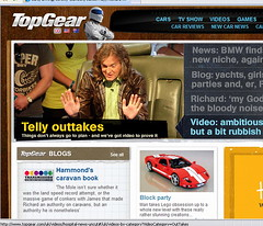 I'm on TopGear!! wow! | by Firas Abu-Jaber