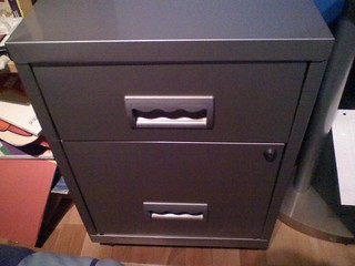 Filing Cabinet Front | by Vegansoldier