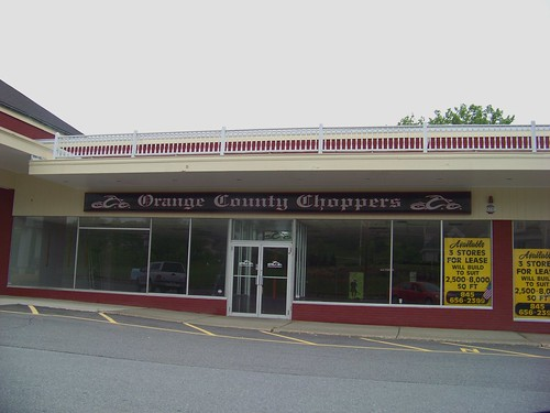 Orange County Choppers (OCC) is a motorcycle manufacturer and lifestyle brand company based in the town of Newburgh, located in Orange County, New York, that was founded in by Paul Teutul Sr., The company was featured on American Chopper, a reality TV show that debuted in September on the Discovery Channel.