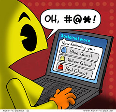 Pacman on twitter | by scott_hampson