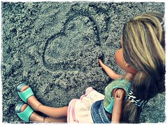 Drawing In The Sand | by ♥ Jovas ♥ ツ