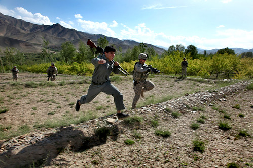 Sequala sprint | by The U.S. Army