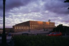 Королевский дворец Стокгольма. Kungliga Slottet
