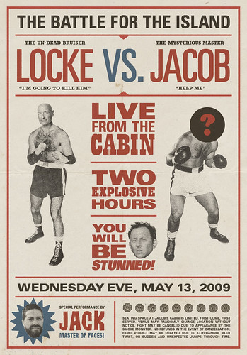 Locke vs. Jacob | by Tasty 'Shops
