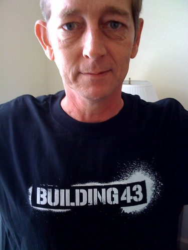 Rob La Gesse sporting a Building43 T-shirt | by Robert Scoble