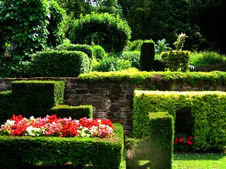 The Ingenious Cottage Garden at Chatsworth, Derbyshire | by UGArdener