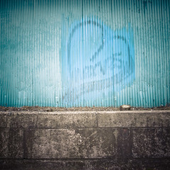 Can't Patch Over Lover, Blue Heart | by jacob schere [in the 03 strategically planning]