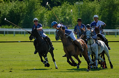 Chester Polo Tournament, May 2009 | by pmorgan