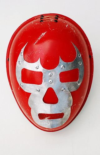 red luchador mask | by Lockwasher