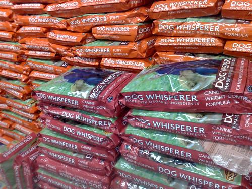 Dog Whisperer Food