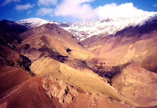 Dec 00 - View from the rock of Alamut (site of the 'Castle of the Assassins', the Hashishin, Ismaili sect), near Ghazvin | by Best of Rob