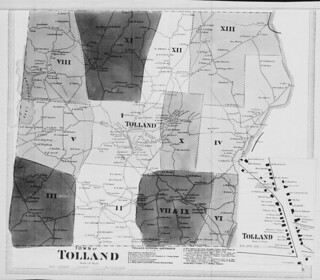 Town of Tolland. (Petersen Collection) | by uconnlibrariesmagic