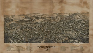 Torrington, Connecticut. 1889. | by uconnlibrariesmagic