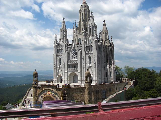 Qué hacer y ver en Barcelona - Tibidabo