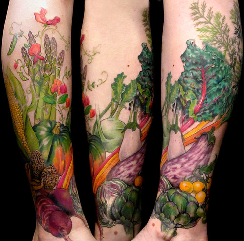 Vegetable leg | by butterfat78