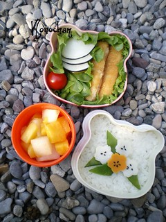 my lunch... | by Sometimes Dolls...