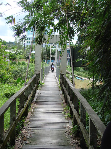 Little Bridge, Kapit | by watchsmart