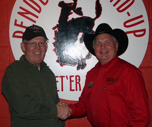 2008 Volunteer of the Year | by Pendleton Round-Up