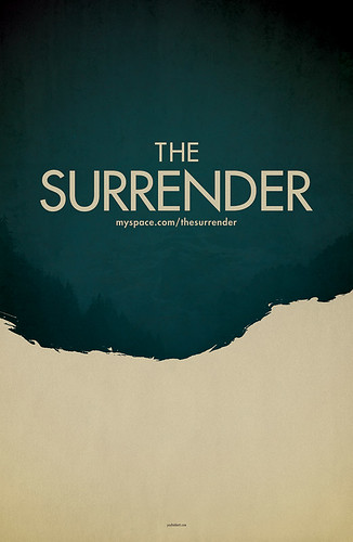 The Surrender Poster | by Horizon Fire