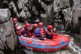 white water rafting 17 may 2010 upper river Findhorn with Full On Adventure | by Full On Adventure