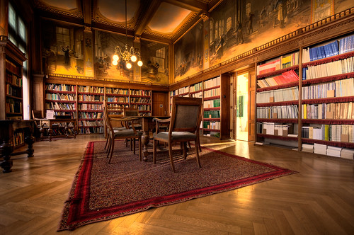 The Old Library Revisited II | by (Erik)
