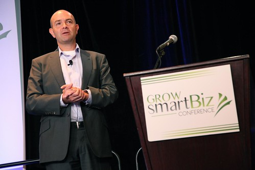 GrowSmartBiz conference by Network Solutions | by jenconsalvo