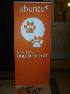 Ubuntu Developers Summit - Oneiric logo | by -= Treviño =-