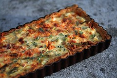ricotta tart | by David Lebovitz