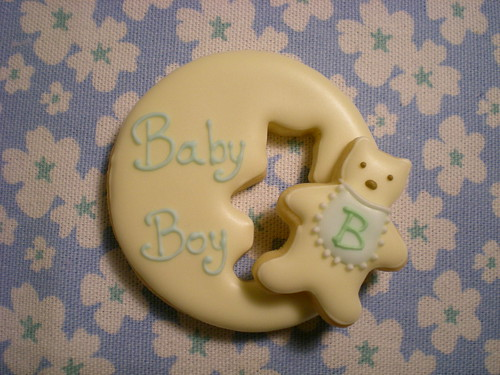Baby Shower Cookies 10 | by rosey sugar
