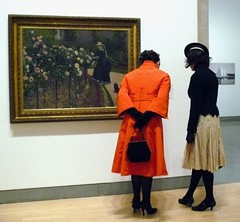 Caillebotte's Ladies Wear Hats | by Trish Mayo