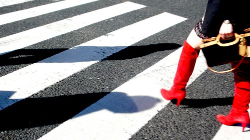 red boots | by aliona's photos