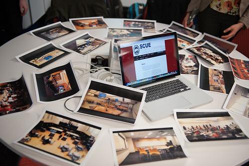 Collaborative Classroom Van Pelt ~ Collaborative classroom open house ceremony for