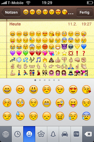 emoji keyboard for iphone iphone emoji keyboard enabled jiminy i had no idea 14049