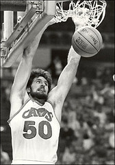 Ben Poquette Dunks 1985 | by Cavs History
