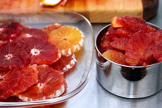 blood oranges, supremed and sliced | by smitten kitchen