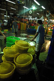 Baskets of Fish - Chanh Hung Night Fish Market. Ho Chi Min City/Saigon | by The Hungry Cyclist