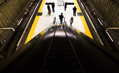 Glen Park BART | by Thomas Hawk