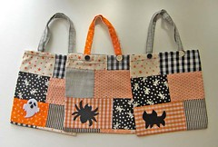 Halloween bag set | by INOMI